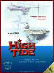 High Tide game box